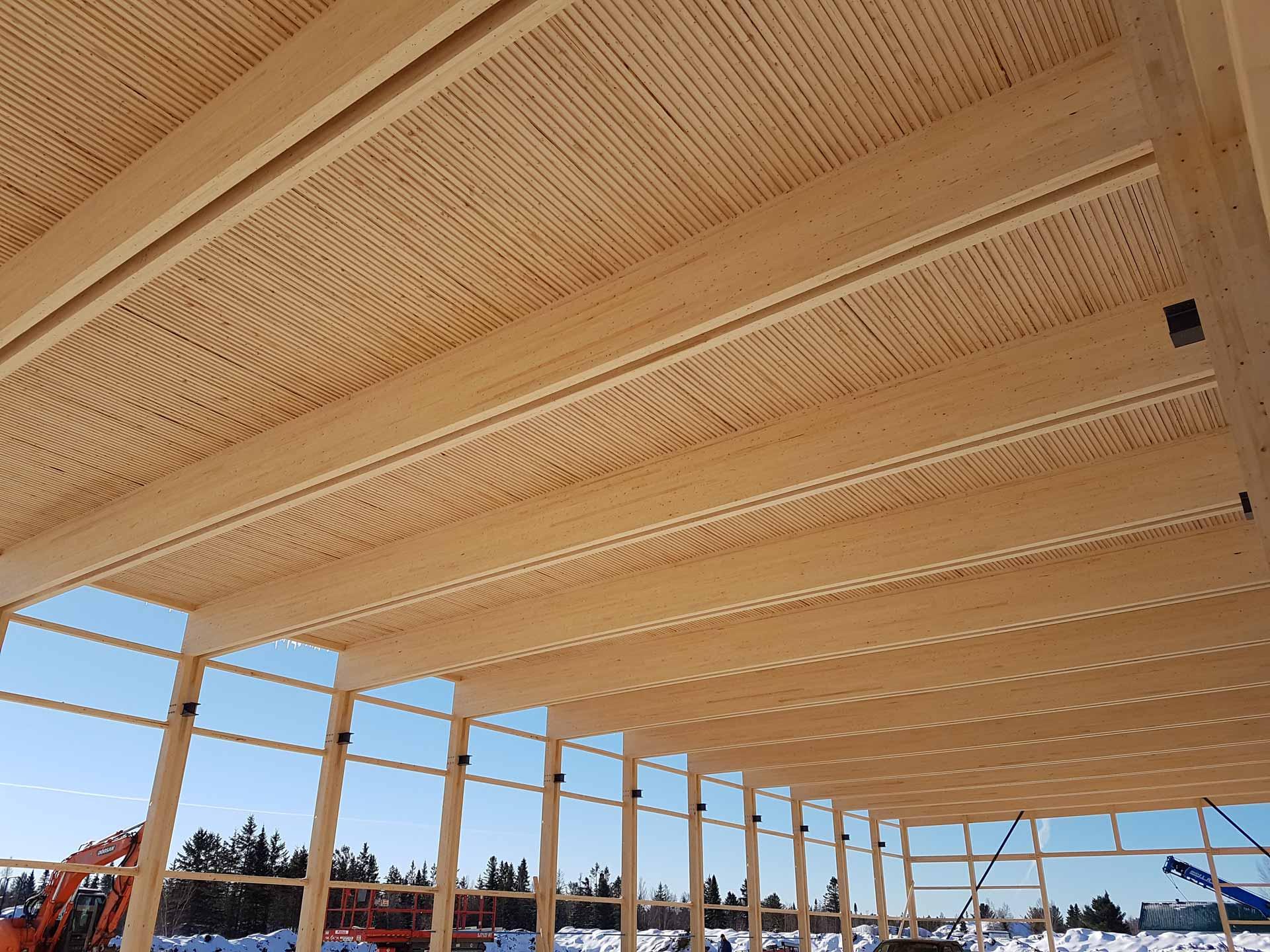 Montmorency Structures de bois Industriel008