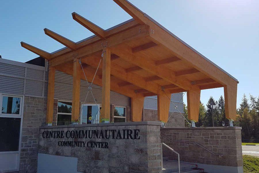 Centre communautaire St-Gabriel-de-Valcartier