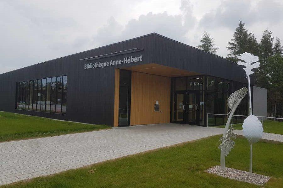 Bibliothèque Anne-Hébert